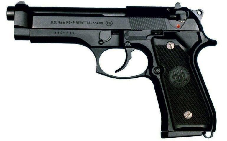 Beretta 92fs m9