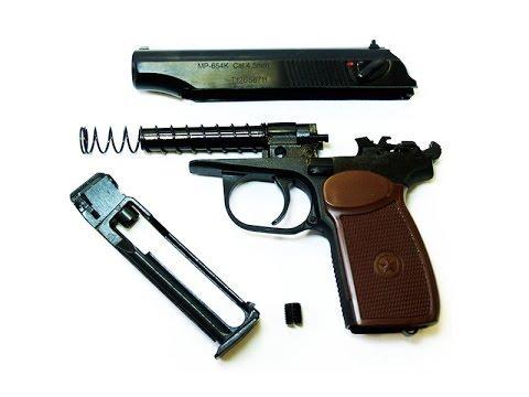 Задержки при стрельбе из пистолета ПМ и способы их устранения