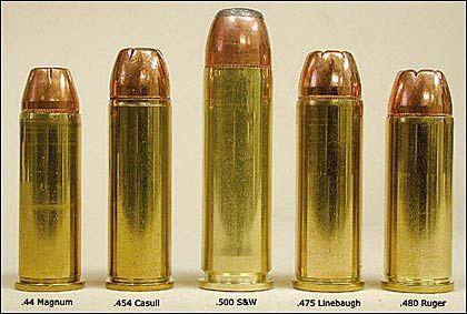 Smith Wesson 29 под Магнум 44