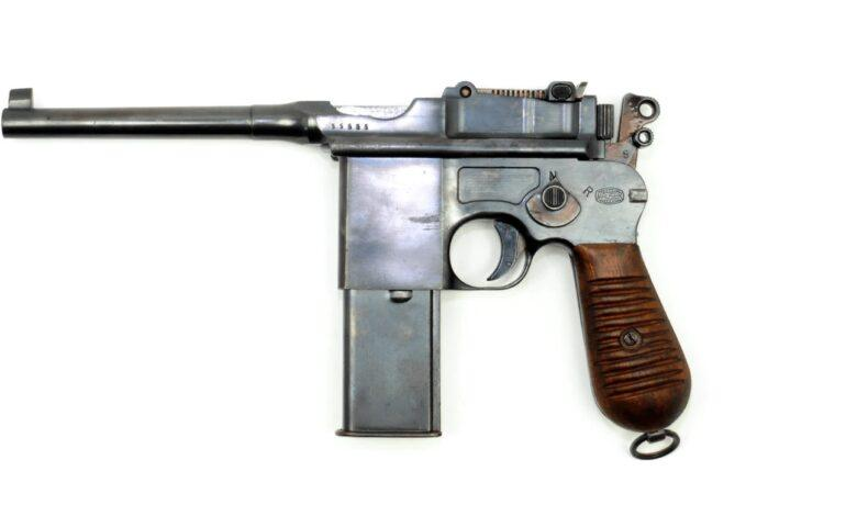 Mauzer c96