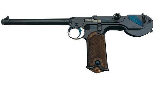Пистолет Маузер С96 технические характеристики, история разработки и модификации