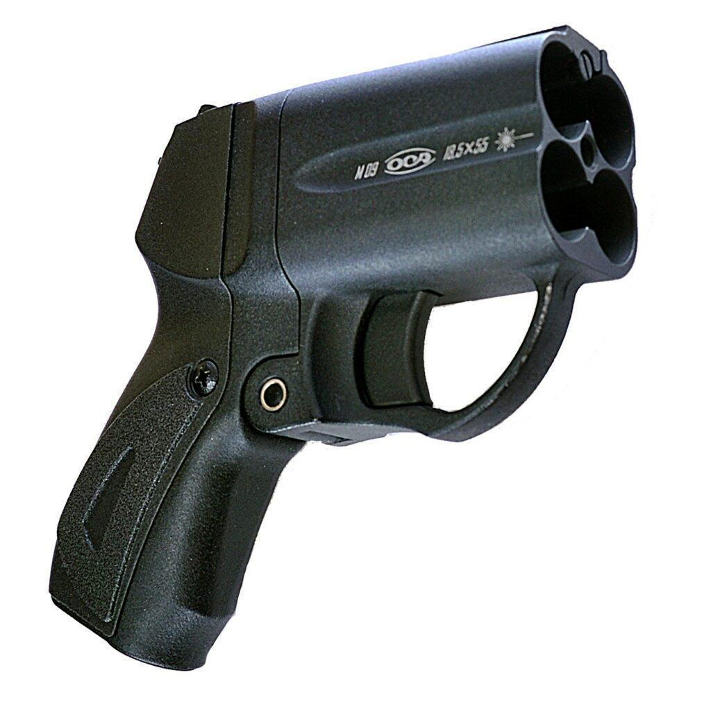 """Травматический пистолет ПБ-4 """"Оса"""""""