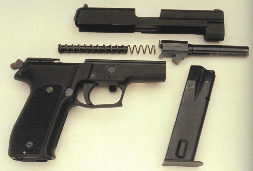 Sig-Sauer p226: Описание, характеристики, модельный ряд