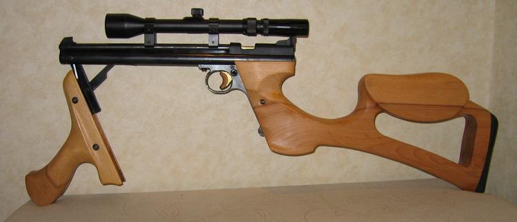 Пистолет Crosman 1377