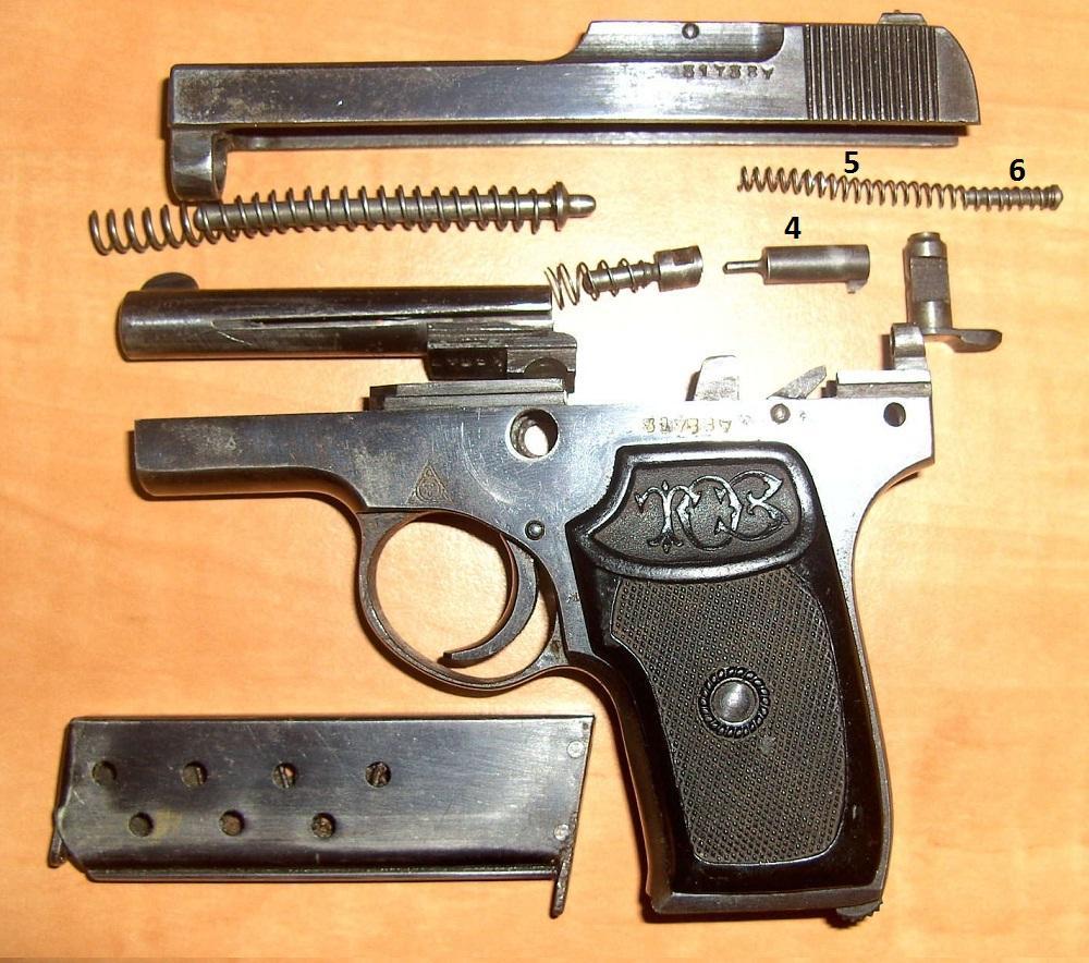 Малогабаритный пистолет Коровина ТК-26: описание, история создания, конструкция