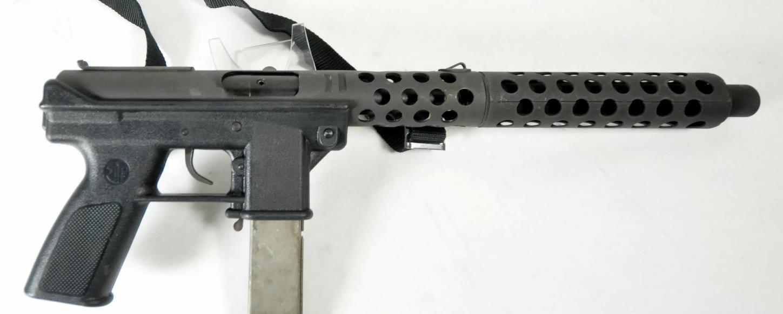 Пистолет-пулемет Tec-9: оружие с криминальной репутацией