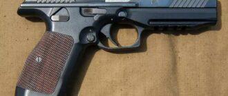 Пистолет Лебедева
