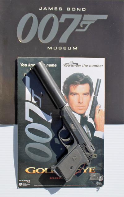 Пистолет Вальтер ППК: история создания, конструкция, ТТХ