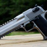Desert Eagle пистолет