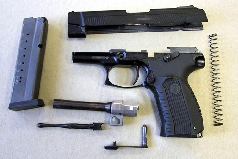 Пистолет Ярыгина: история разработки и технические характеристики