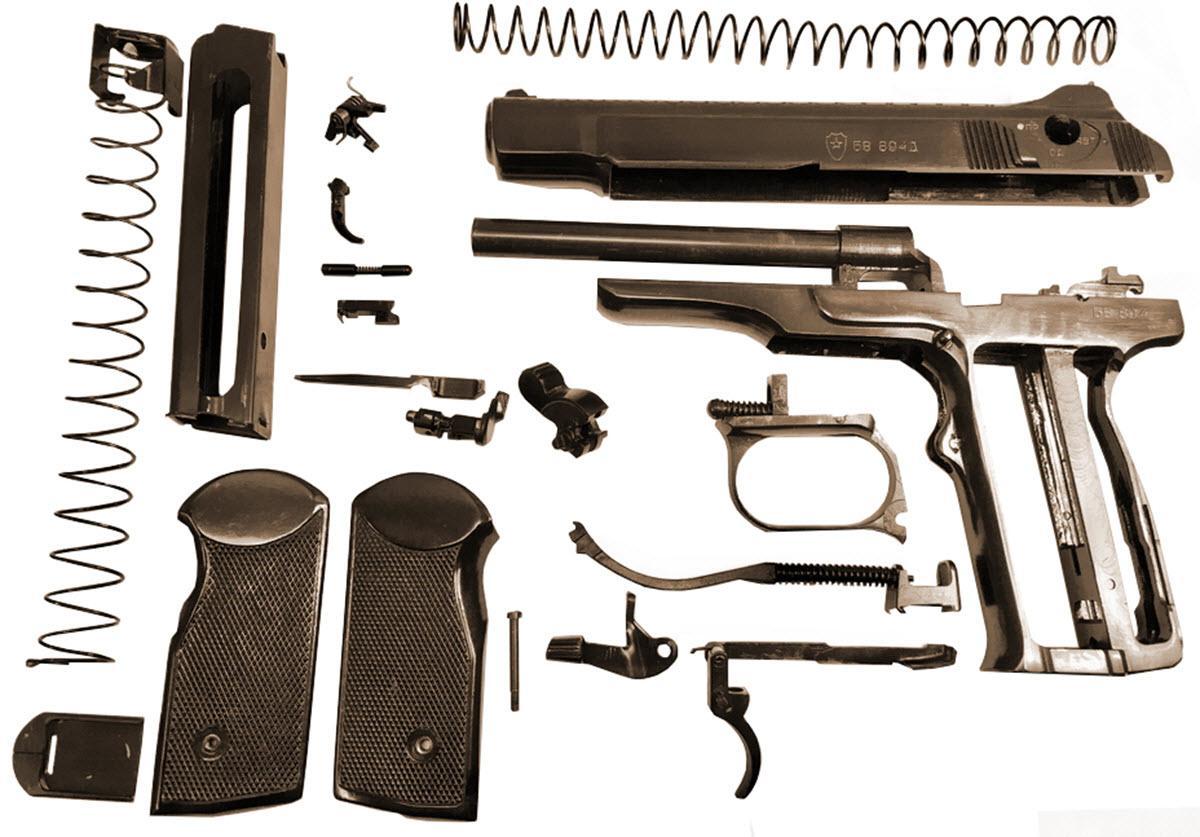 Пистолет Стечкин: всё что вы должны знать про советский пистолет АПС