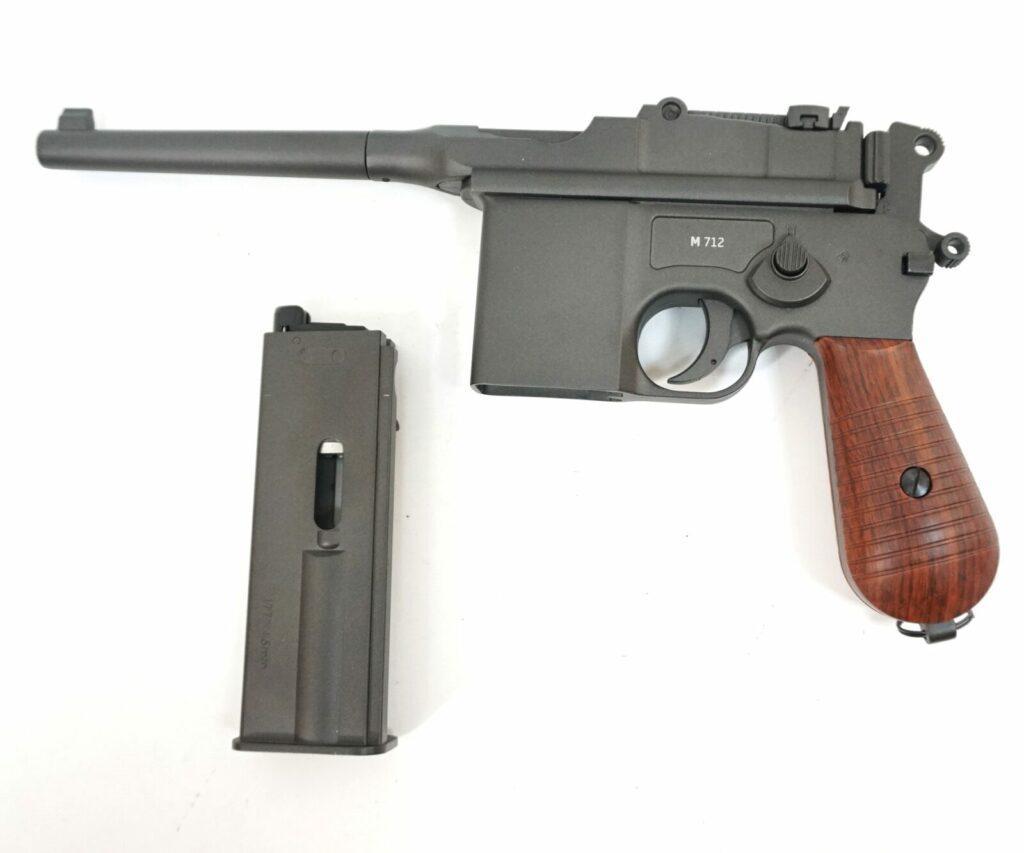 Mauser C96: всё самое главное о культовом пистолете