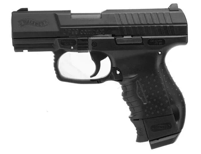 Самый мощный пневматический пистолет: принцип действия механизма
