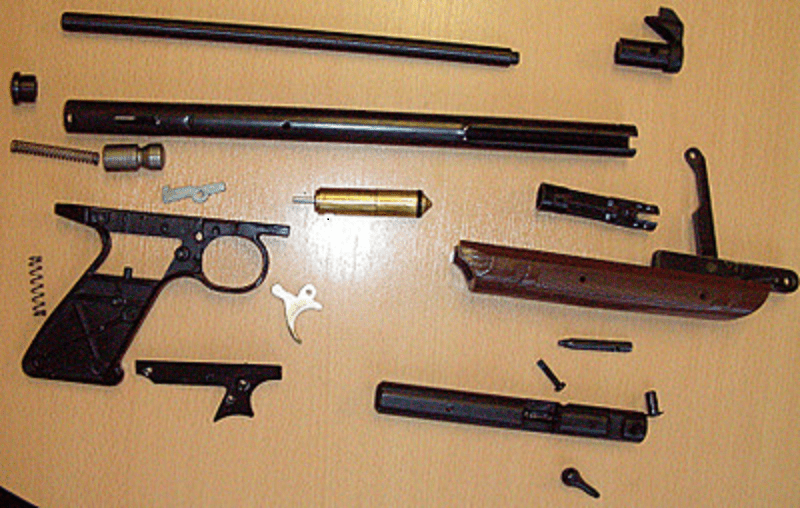 Пистолет Crosman 1377: оптимальное соотношение цены и качества