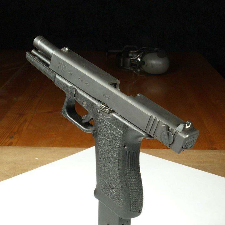 Glock 18: главное отличие от семнадцатой модели