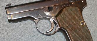 Пистолет Коровина ТК-26
