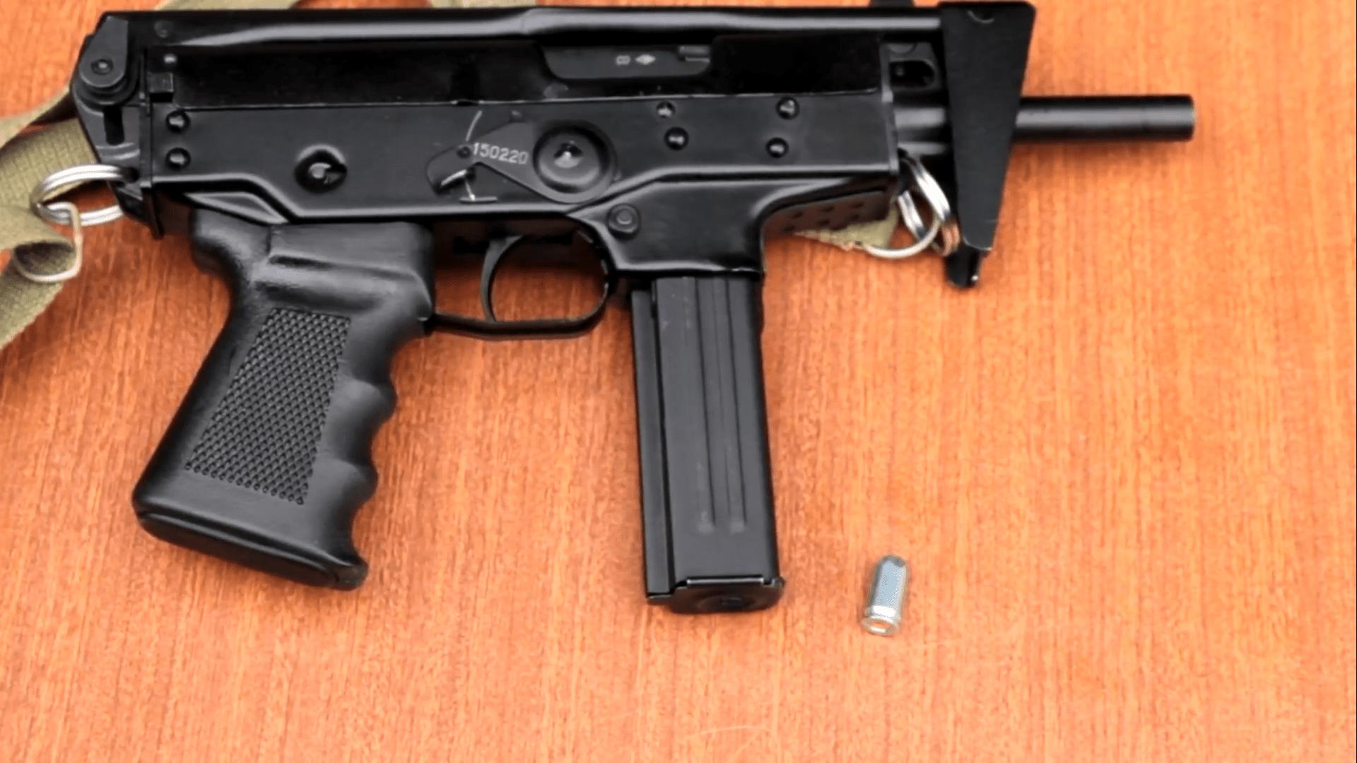 Пистолет-пулемет ПП-91 Кедр: разработка Драгунова