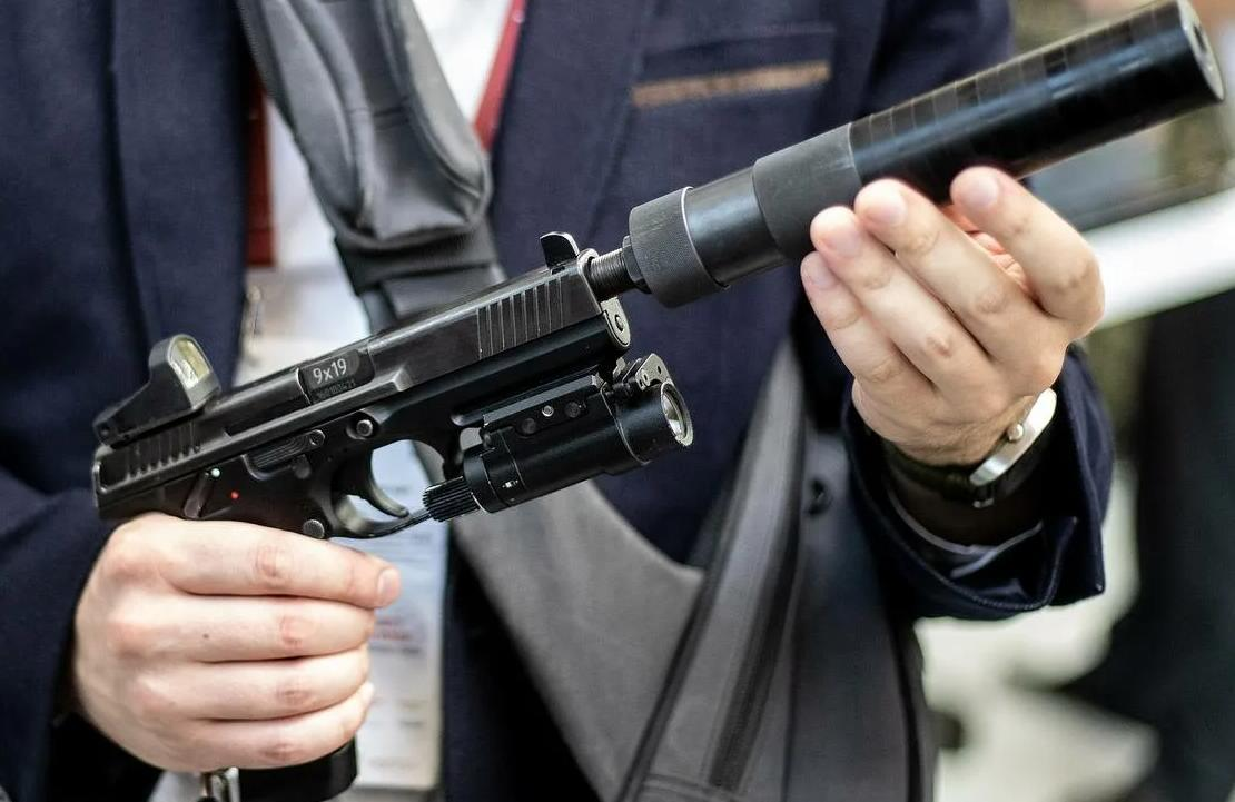Пистолет Лебедева пока еще не в серии
