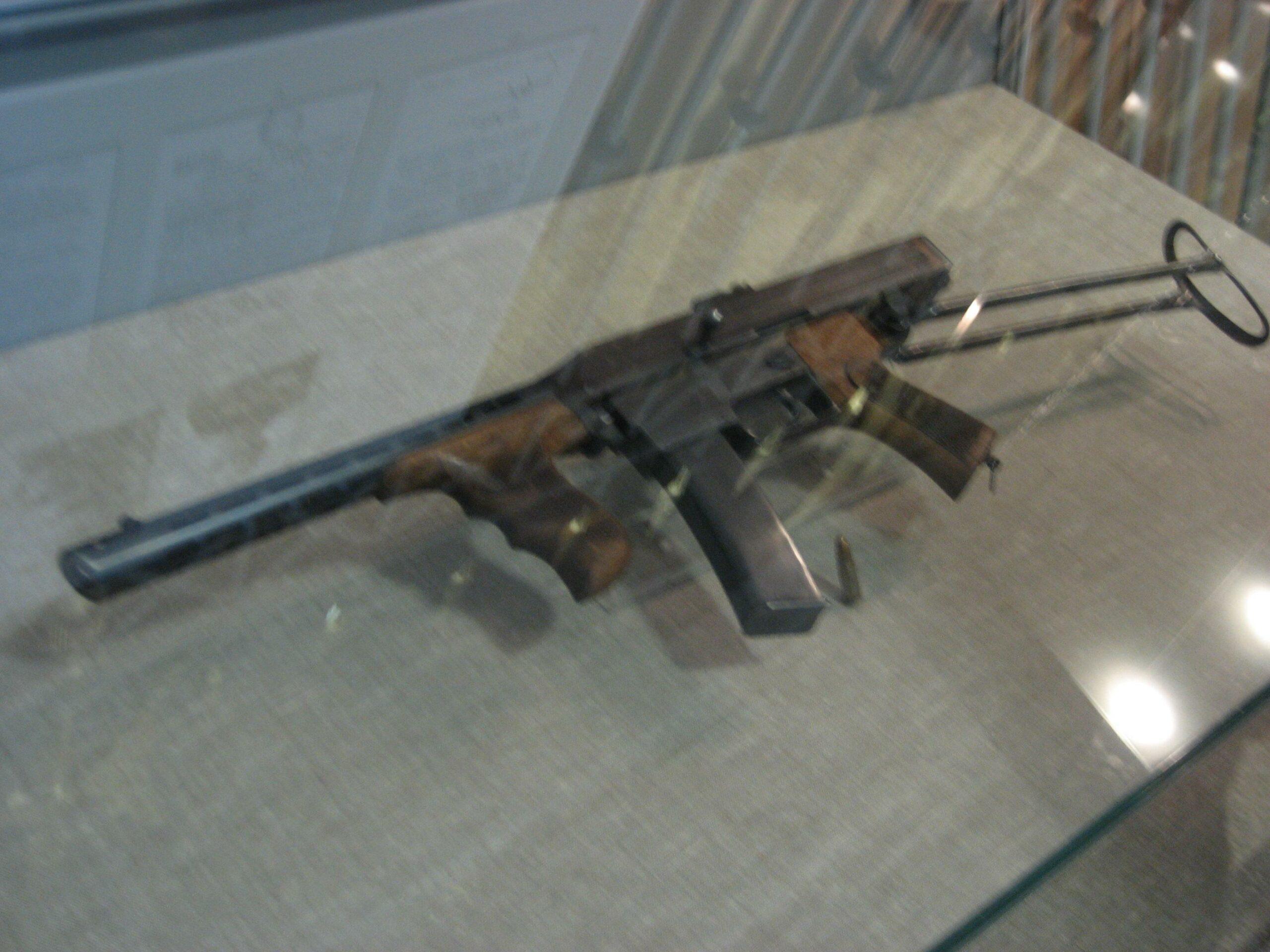 Автоматический пистолет Калашникова АПК-42: История создания, разработка, конструкция