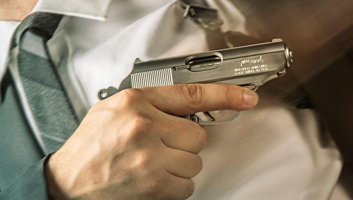 Walther PPK: история создания пистолета, конструкция, характеристики (ттх)