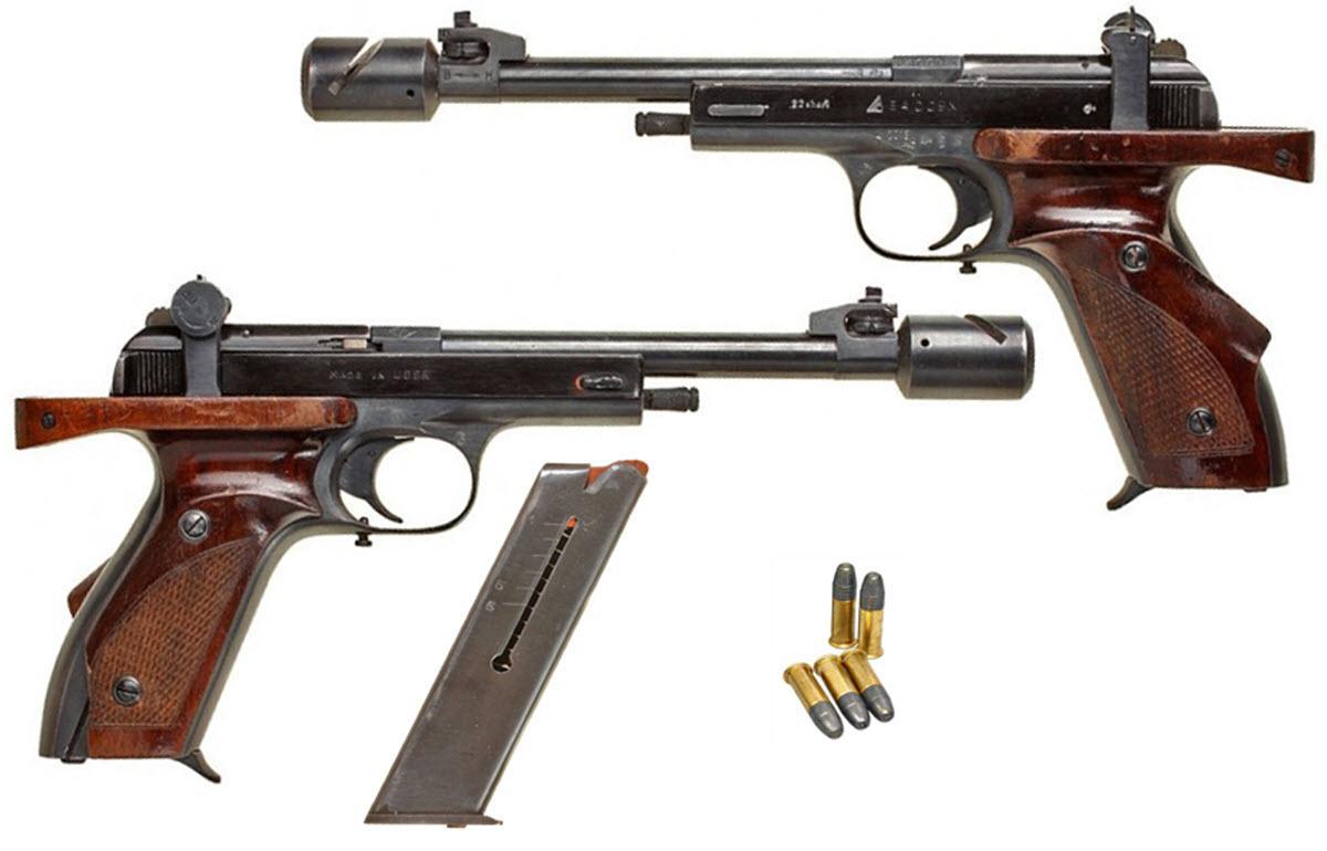 Пистолет Марголина МЦМ: история создания, конструкция, ттх и модификации