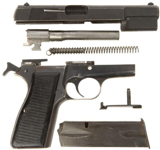 Browning Hi Power: последний пистолет конструктора-оружейника Джона Браунинга