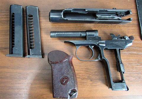 Травматический пистолет Макарова ПМ