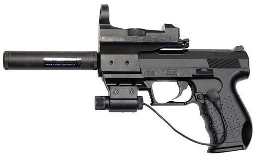 Walther P99: история создания, принцип действия, ТТХ