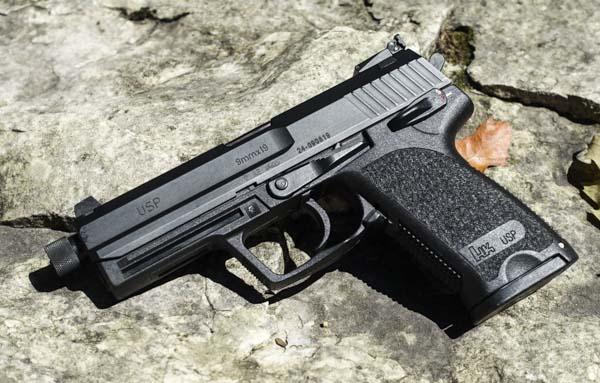 Hk Usp Heckler & Koch универсальный самозарядный пистолет