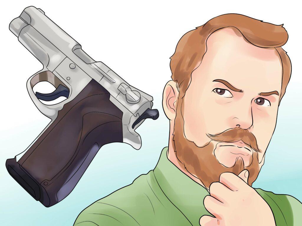 Существуют ли пистолеты с резиновыми пулями на которые не нужно разрешение?
