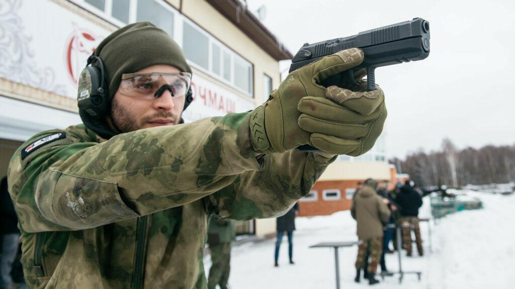 Пистолет Удав: будущая замена пистолета Макарова