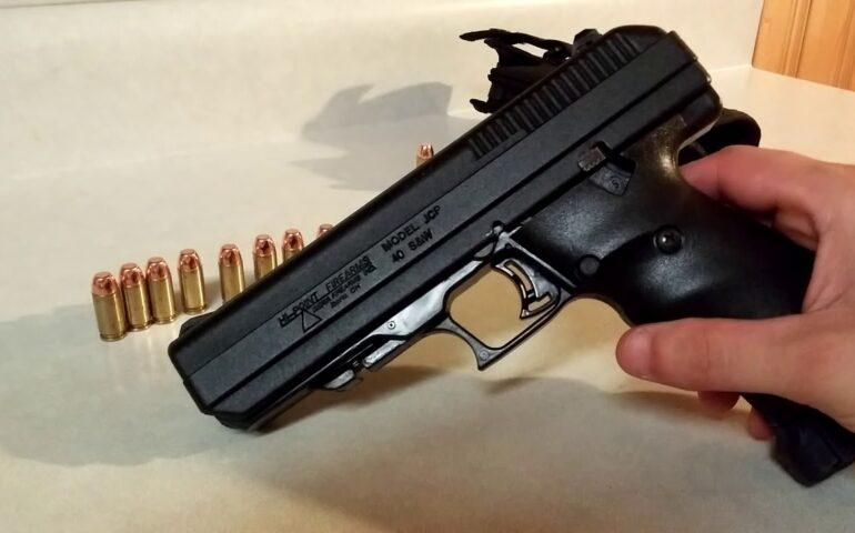 Hi Point пистолет