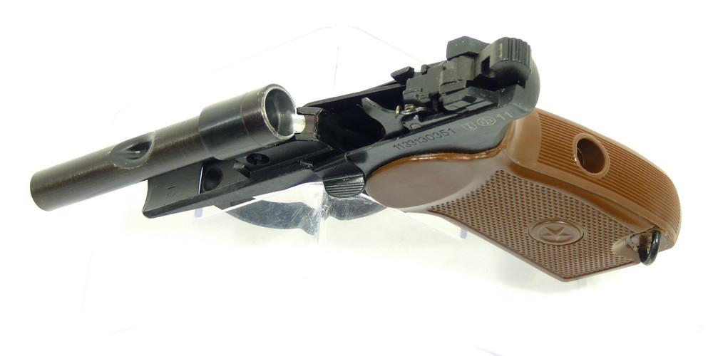 Травматический пистолет МР-80-13Т: оптимальное соотношение цены и качества