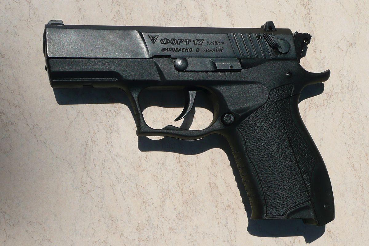 Травматический пистолет Хорхе: история создания, описание конструкции, модели