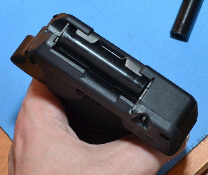 Аэрозольный пистолет Удар-М2: средство самообороны проверенное временем