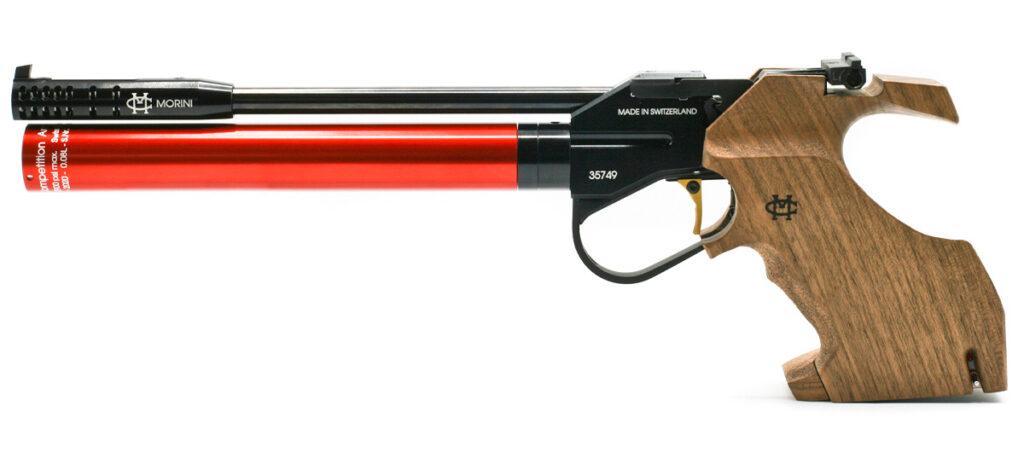 Спортивный пневматический пистолет Morini CM162IE