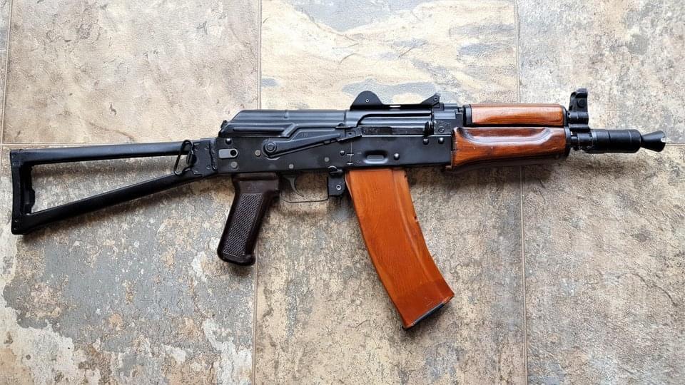 АК-74: легендарный автомат Калашникова