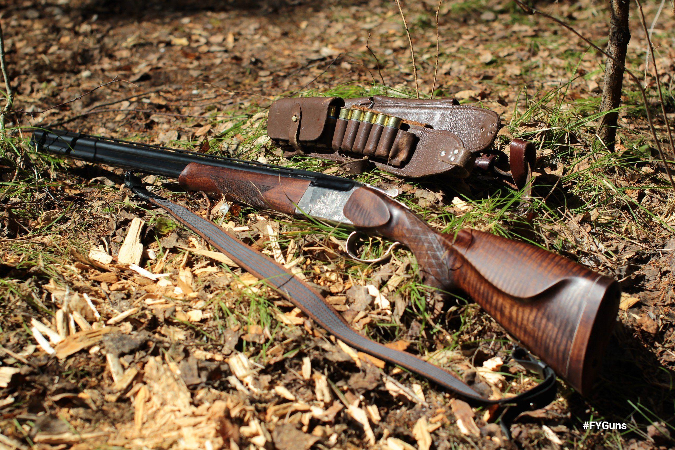 Иж-27 охотничье ружьё