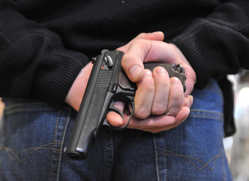 Продление лицензии на травматическое оружие