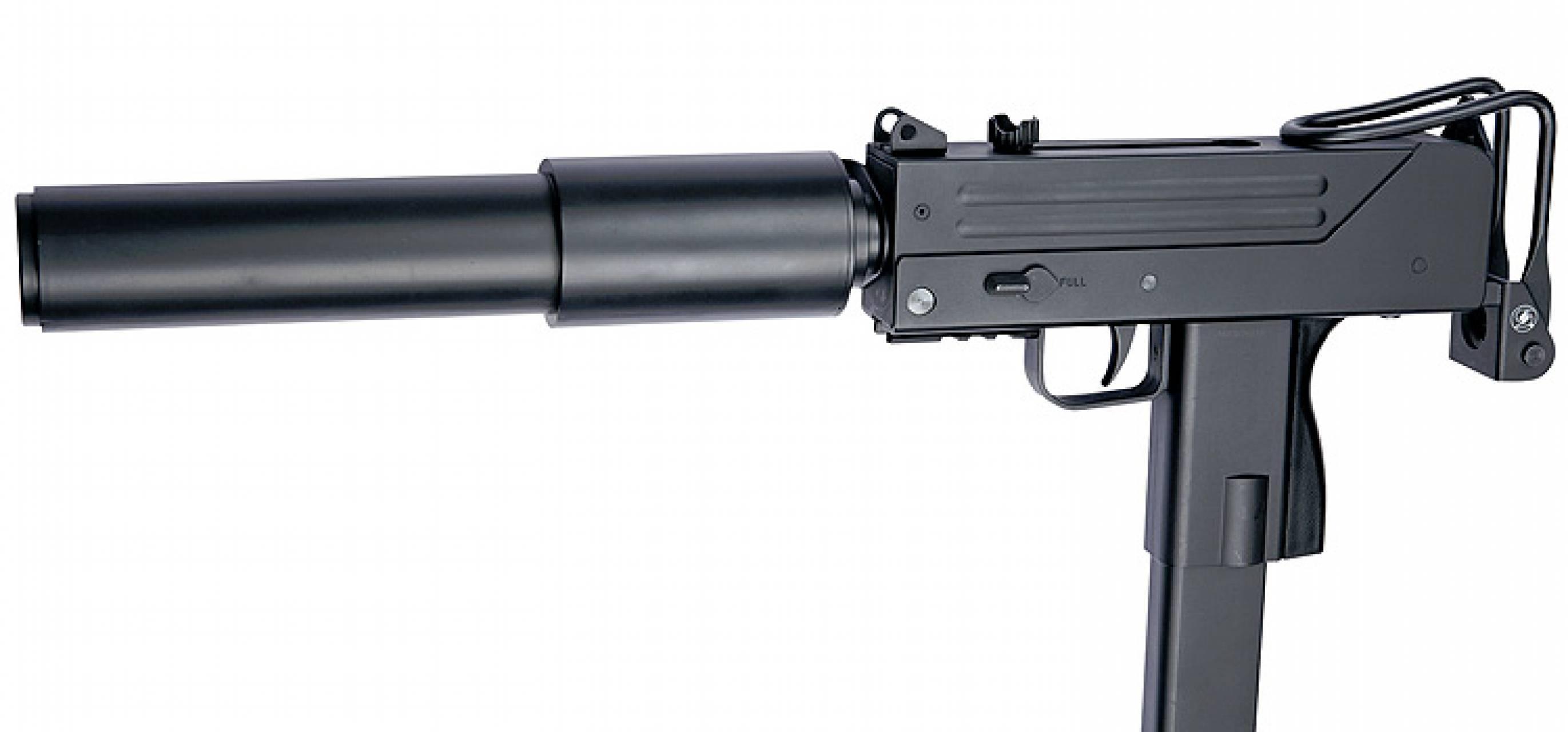 Американский пистолет-пулемет MAC Ingram 10 (M10) и 11 (M11) модели