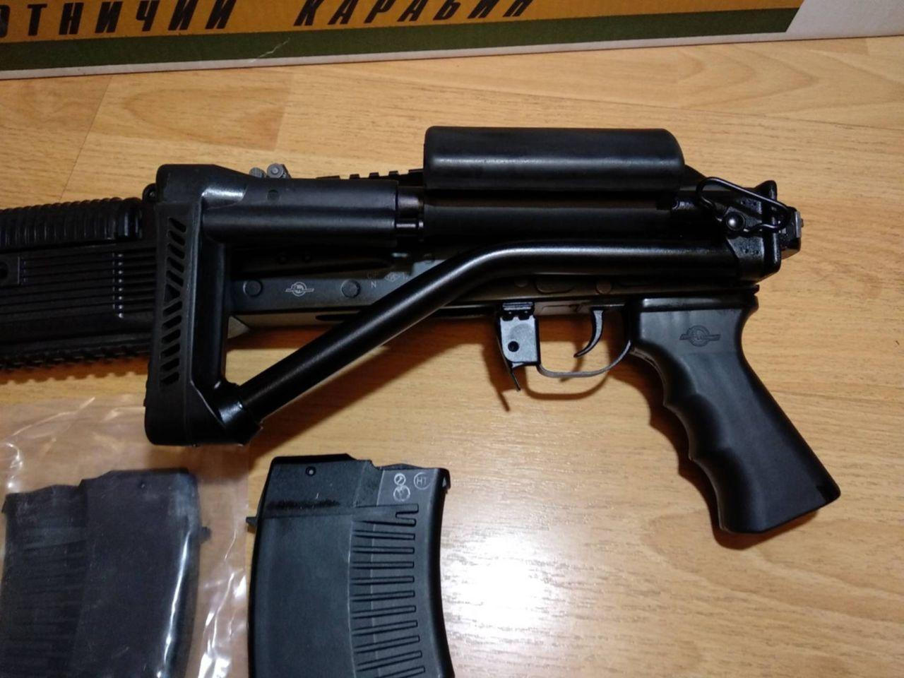 """Обзор ружья ВПО-222 """"Вепрь"""" калибр 9,6x53 Lancaster"""