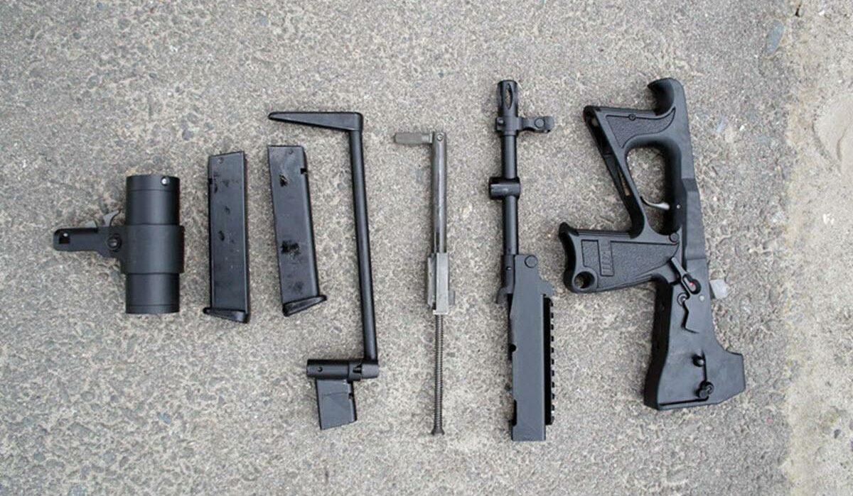 Пистолет-пулемет ПП-2000: привет из Тульского оружейного завода