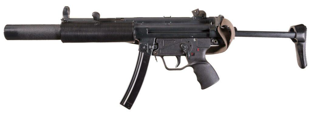 HK MP-5 SD